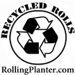 recycle rolls